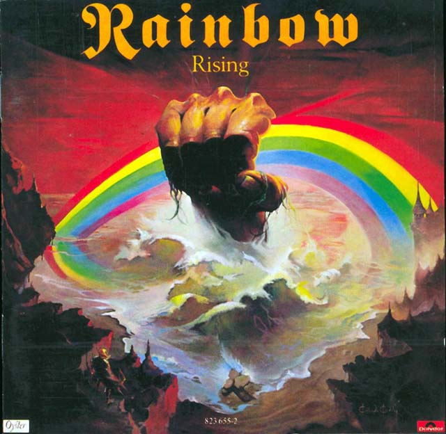 Album Cover of the Week: Rainbow — Rising