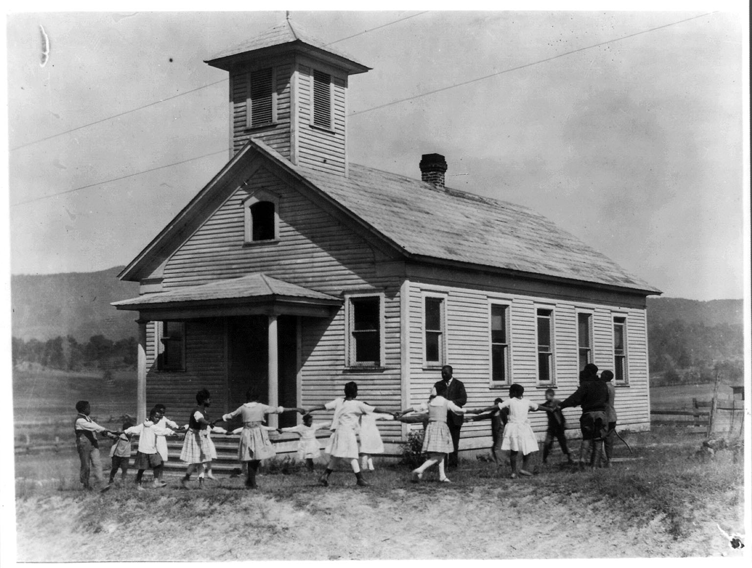 Pleasant Green School, 1921