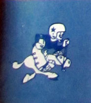 Dallas Cowboys Alternate Logo (1960s)