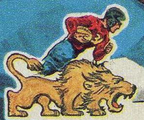 Detroit Lions Logo (1952 - 1960)