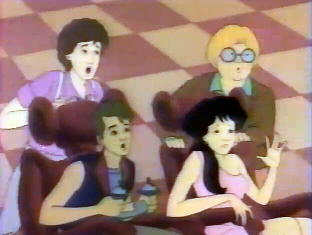 NBC 1985 Saturday Morning Cartoon Preview - Kidd Video