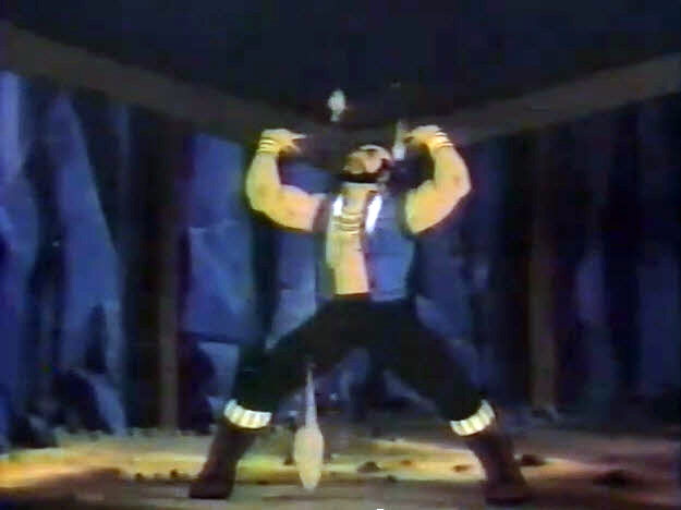 NBC 1985 Saturday Morning Cartoon Preview - Mister T