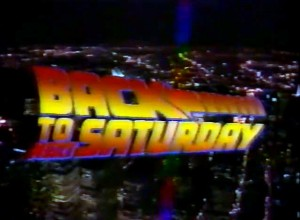 NBC 1985 Saturday Morning Cartoon Preview - Back to Next Saturday