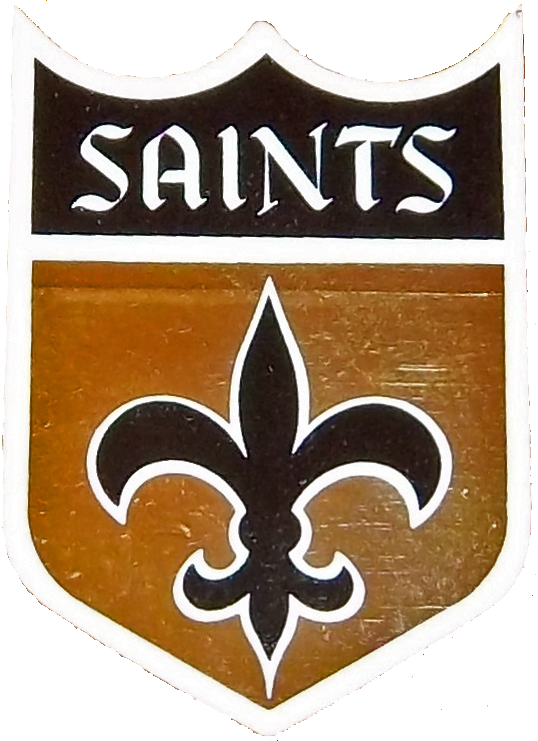 New Orleans Saints Alternate Logo (1967 - 1984)