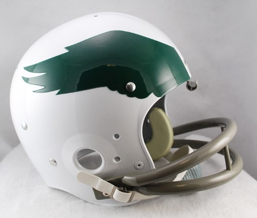 Philadelphia Eagles Helmet Logo (1969 - 1972)