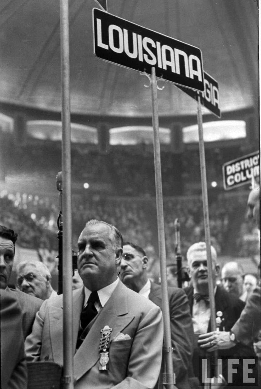 National Councilman John E. Jackson attending the Republican Convention.