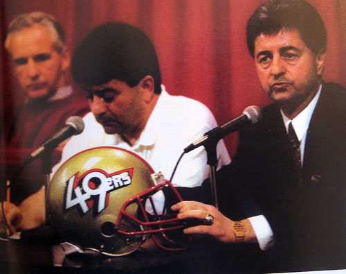 San Francisco 49ers Unused Logo (1991)