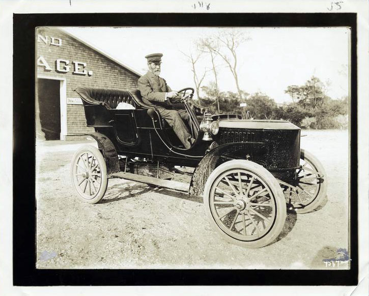 Vintage Photo Wednesday, Vol. 7 — Early 20th Century Cars