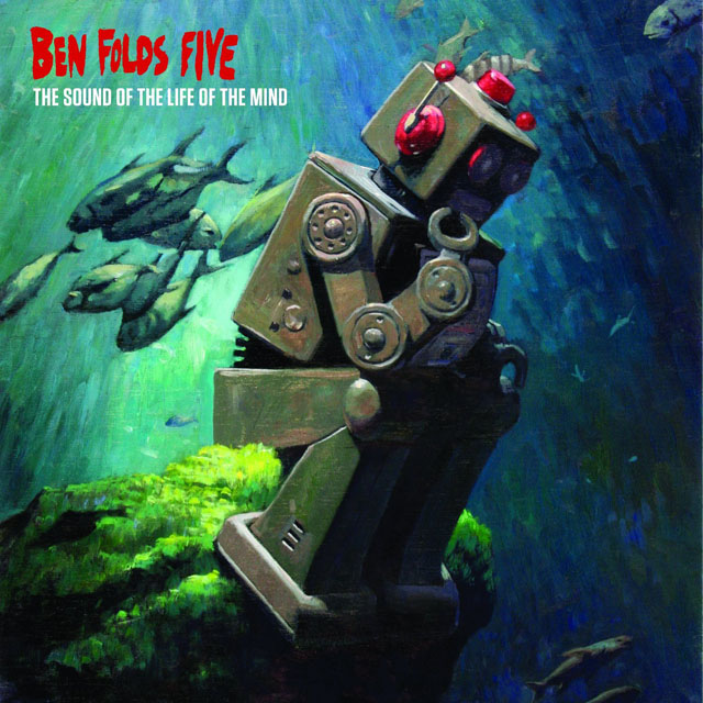 Album Cover of the Week: Ben Folds Five, The Sound of the Life of the Mind