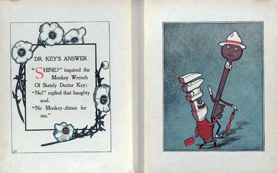 Fun and Nonsense by Willard Bonte (1904) book scan