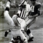 Life Magazine's NFL 1960 - Buddy Dial and Lindon Crow