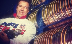 Steve Sabol of NFL Films