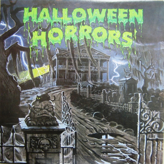 J. Robert Elliot ‎– Halloween Horrors: The Sounds Of Halloween (And Other Useful Effects)