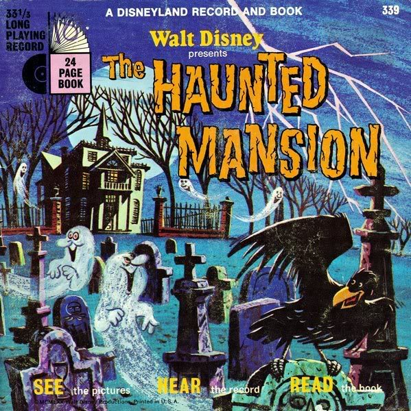 A Gallery of 6 Spooky Halloween Album Covers, Part 2