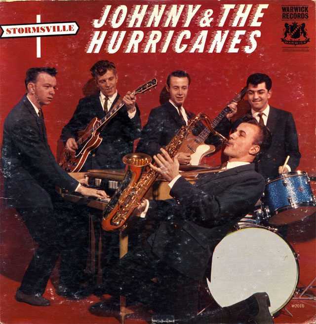 Album Cover of the Week: Johnny & The Hurricanes, Stormsville