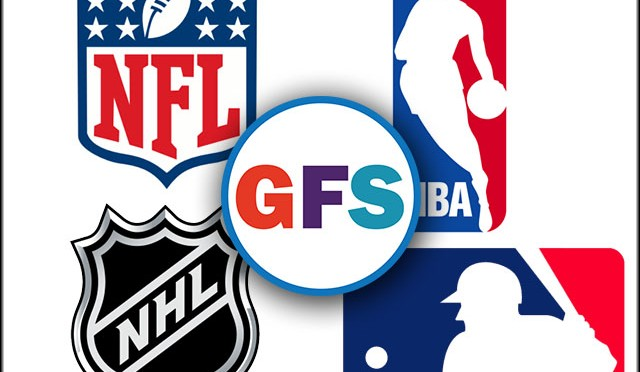Sports Logos - NFL, MLB, NBA, NHL
