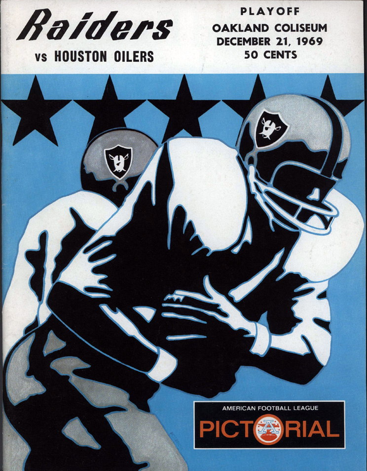 Houston Oilers at Oakland Raiders (Divisional Playoff) - October 20, 1968