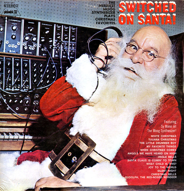 Switched On Santa (Sy Mann, 1969-70)