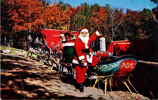 Santaland (North Pole, Colorado, 1966)