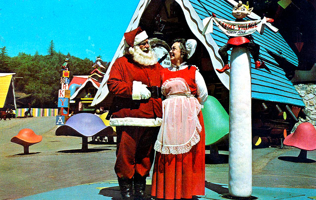 Santa's Village (Skyforest, CA, 1950)