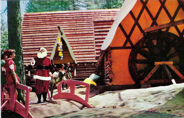 Santa's Village (Sky Forest, CA, 1950)