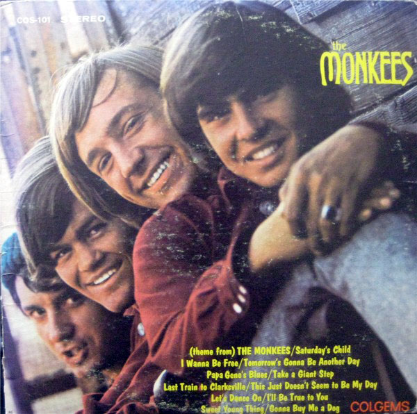 Album Cover of the Week: The Monkees (1966)