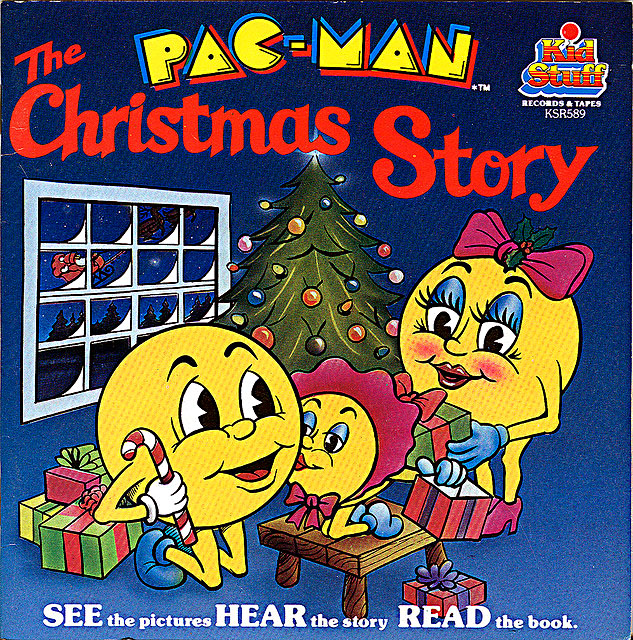 The Pac-Man Christmas Story (1983)
