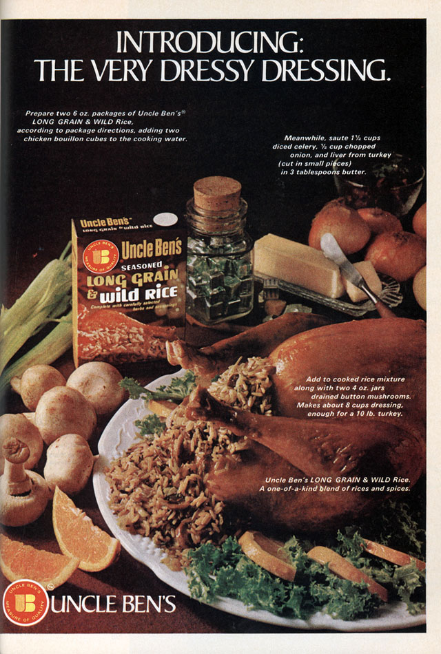 Uncle Ben's Rice (1969)