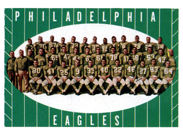 1960 Philadelphia Eagles