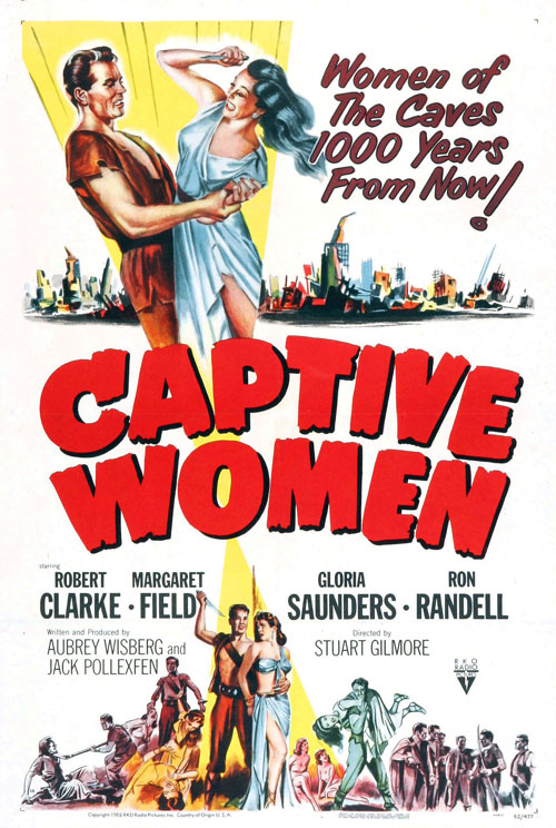 Captive Women (1000 Years from Now) (1952)