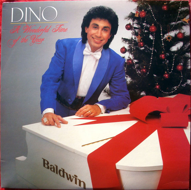 Dino Kartsonakis - A Wonderful Time of Year (1987)