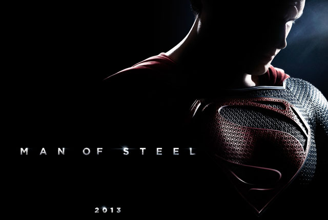 Man of Steel promo poster