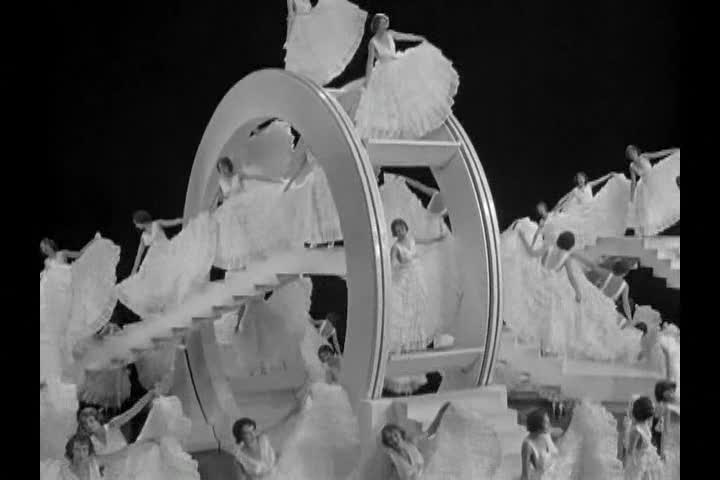 Dames (1934) dance number screenshot