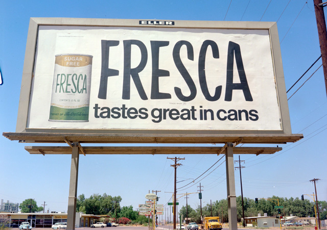Fresca Tastes Great in Cans