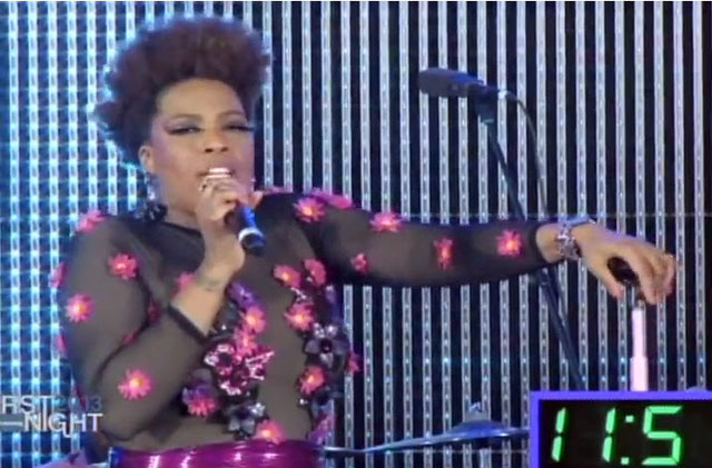KDOC First Night New Year's Eve 2013 (Macy Gray)