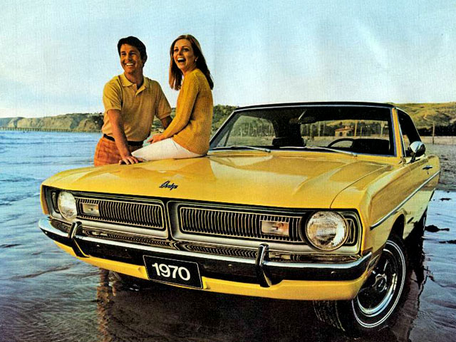 Retrotisements — 1970 Dodge New Car & Truck Lineup