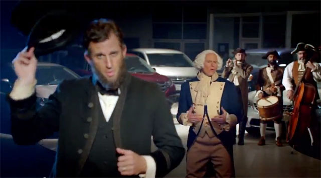 Honda's Presidents Day Commercial Is My New Jam
