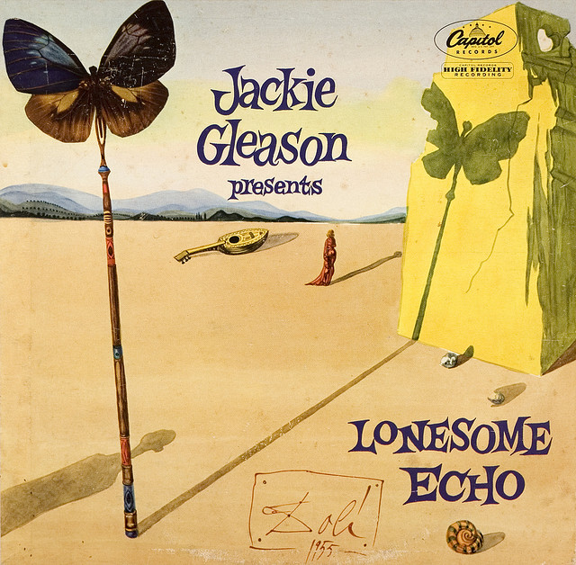 Jackie Gleason Presents Lonesome Echo album cover
