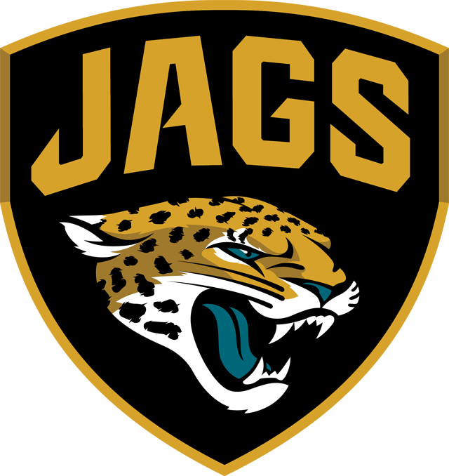 Jacksonville Jaguars alternate logo (2013 - present)