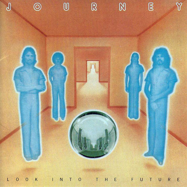 Journey, Look into the Future album cover