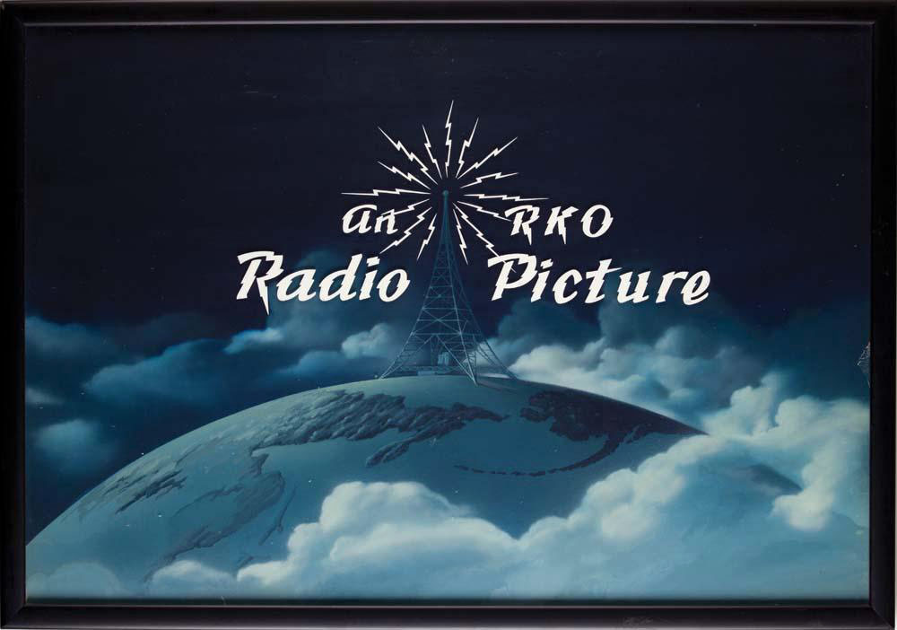 RKO Pictures (1929 - 1957) movie camera title art