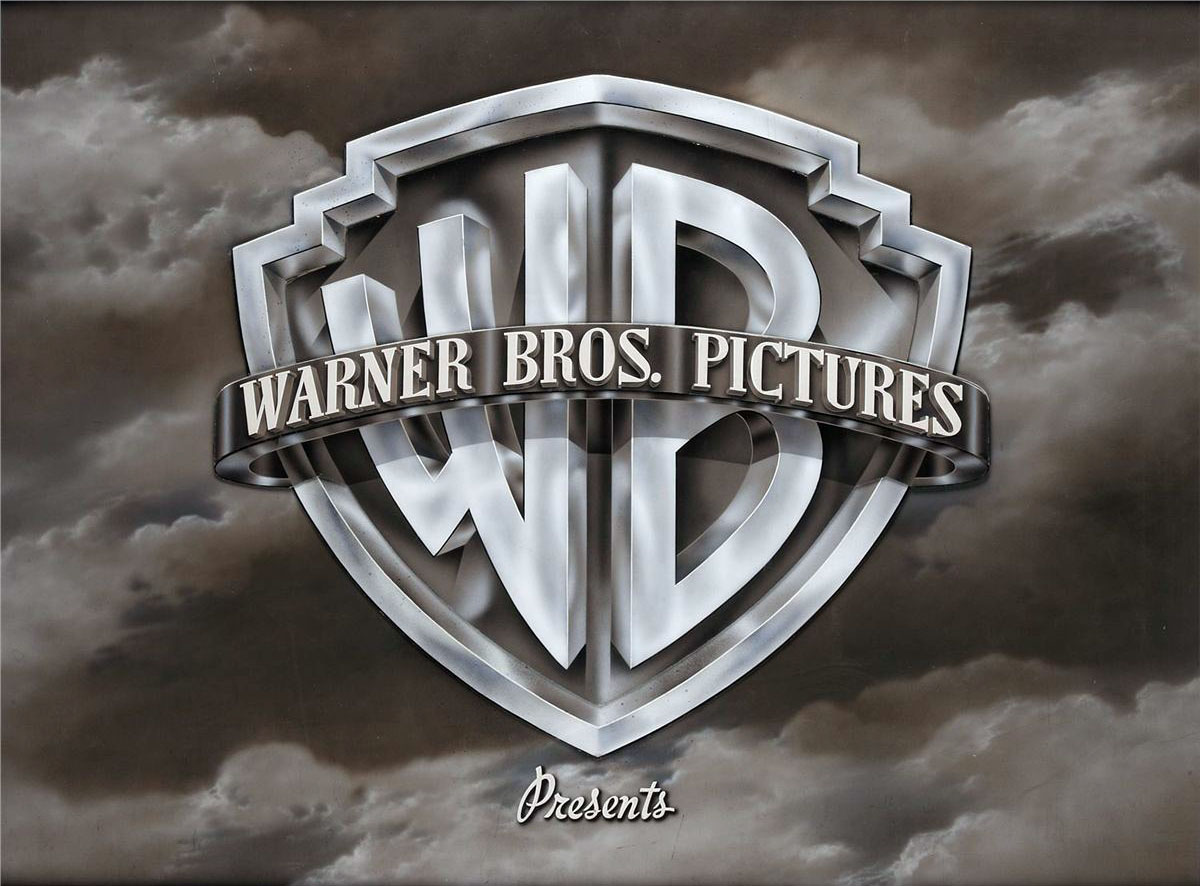 Warner Bros. (1948 - 1967) movie title camera art