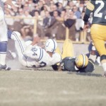 Baltimore Colts at Green Bay Packers, 10/8/61