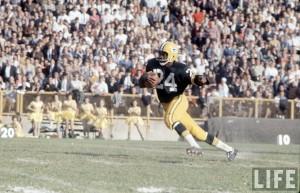 Baltimore Colts at Green Bay Packers, 10/8/61