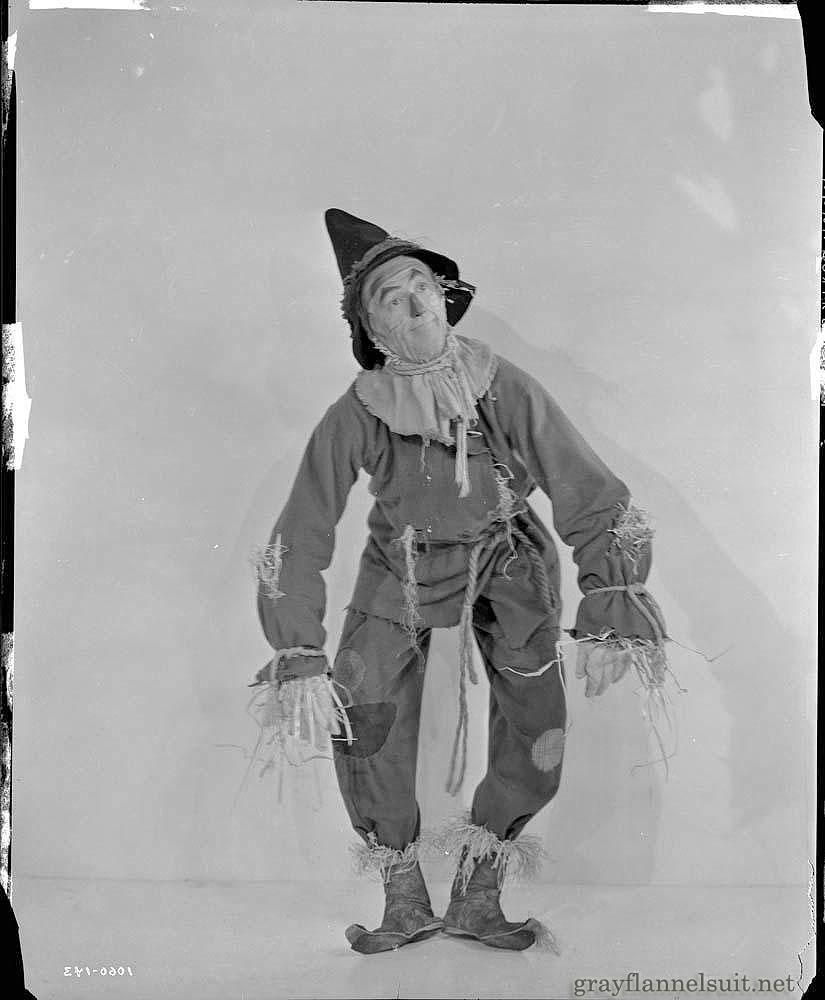 Vintage Wizard of Oz Cast Photo (1939)
