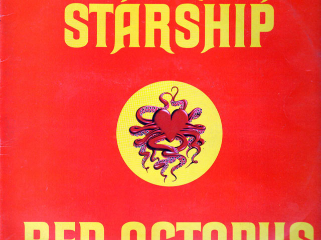 Album Cover of the Week: Jefferson Starship, Red Octopus