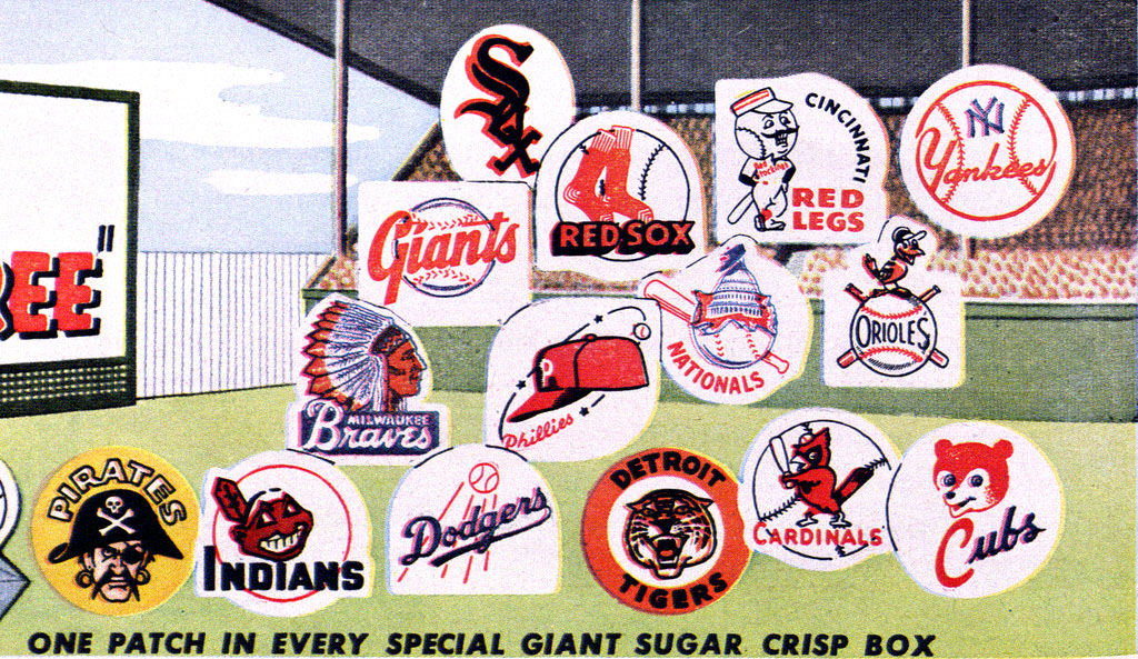 1955 Post Sugar Crisp Ad