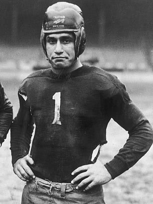 Ray Flaherty (#1, New York Giants)