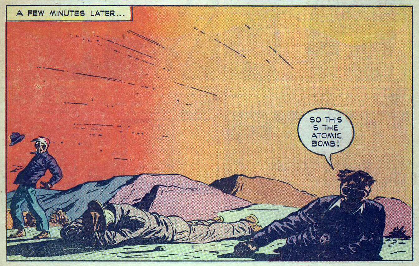 True Comics #47, March 1946