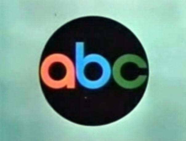 ABC TV network color logo (1960s)
